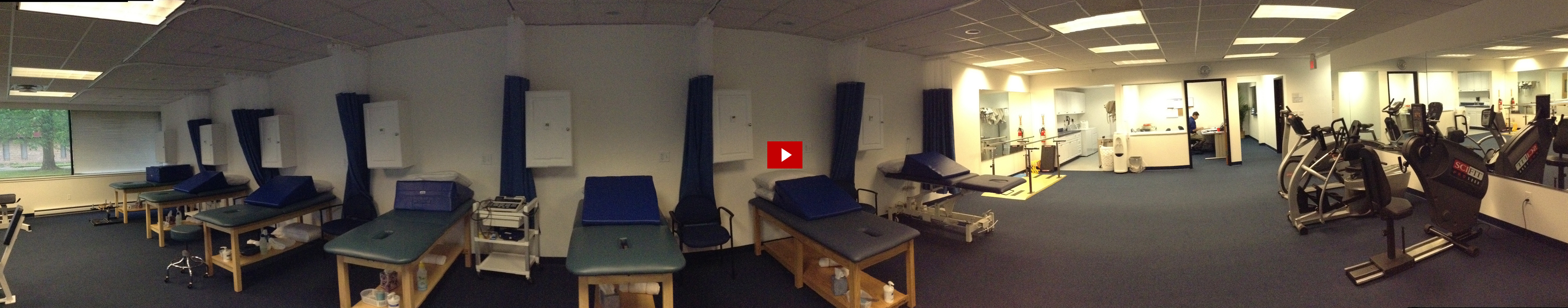 Virtual Tour of our Bergen County physical therapy Facility