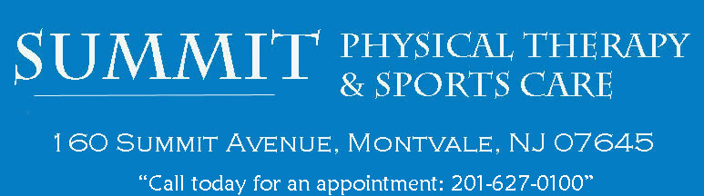 Physical Therapy in Woodcliff Lake, Bergen County, NJ PIC